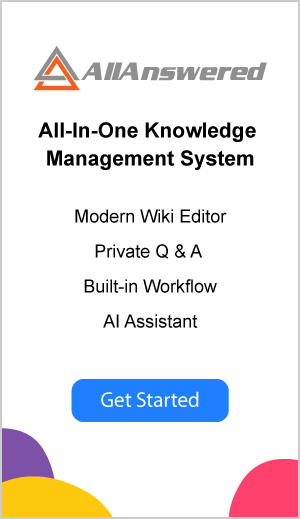 knowledge management side